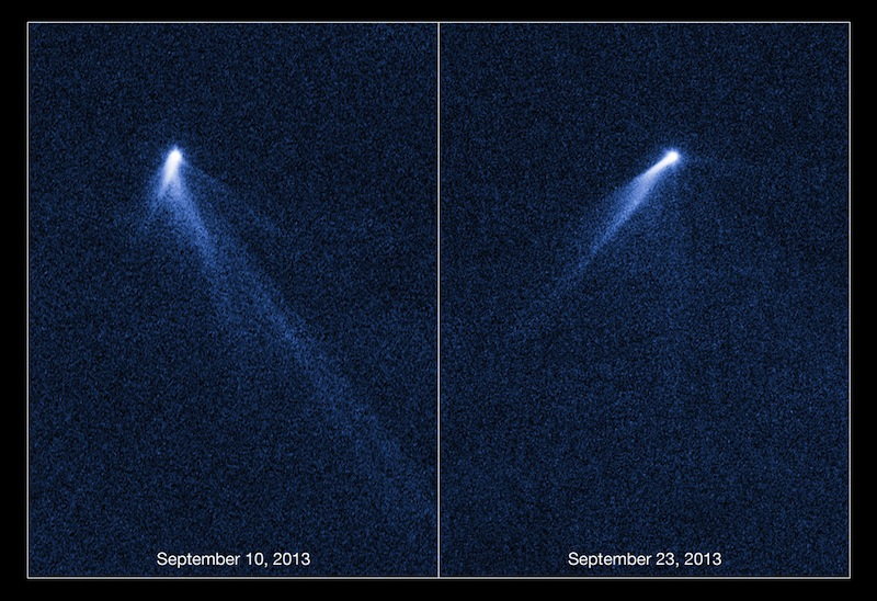 Starrs Used Cars >> Strange Asteroid With Six Tails Spotted
