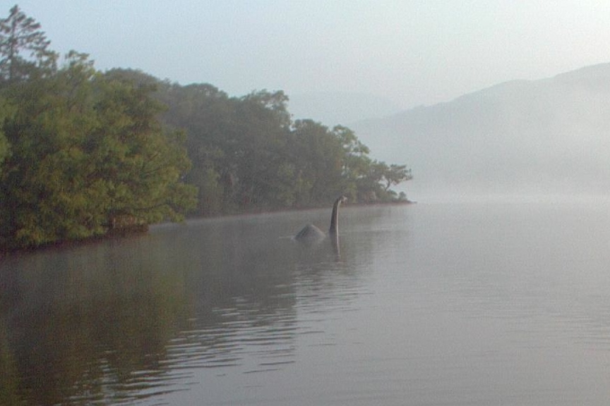Loch Ness Monster relative captured on Lake Windermere