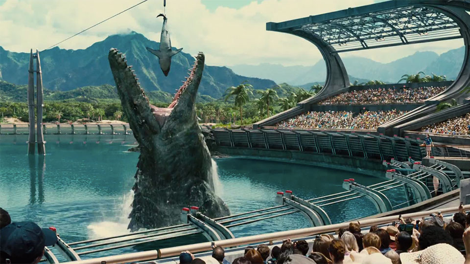 jurassic world a reality within 10 years