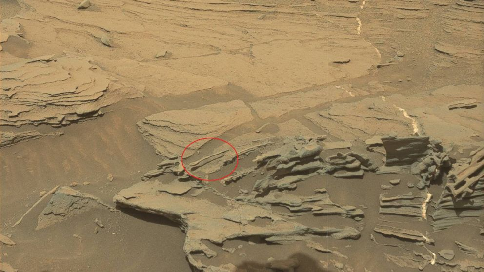 A Spoon On Mars?
