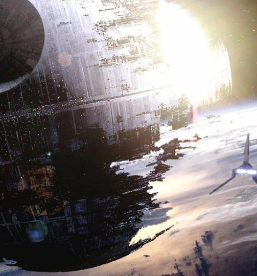 advanced-structure-extraterrestrial-orbiting-planet