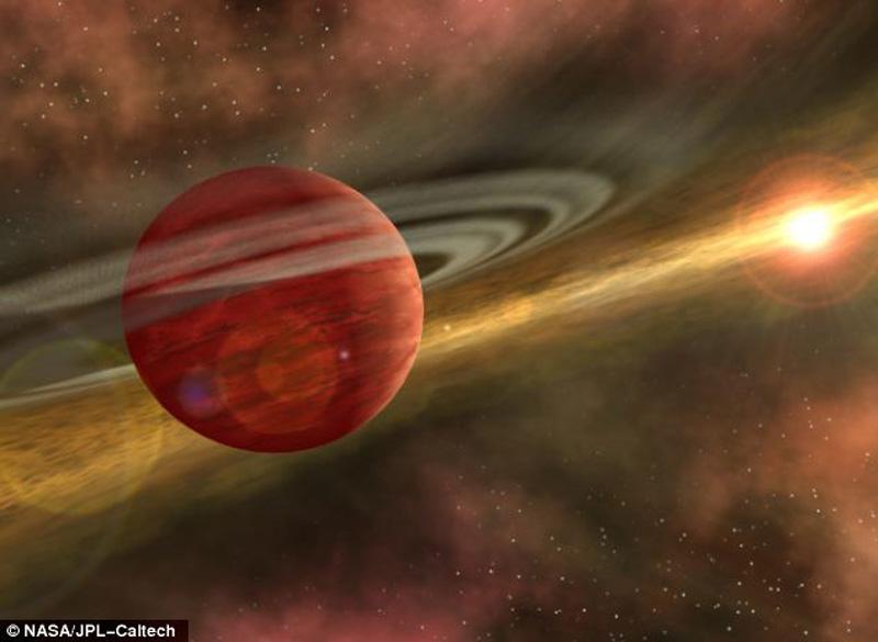universe and alien ET news