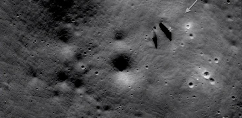extraterrestrial bases on the moon