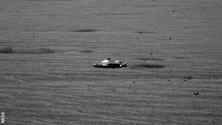 strange-object-mars